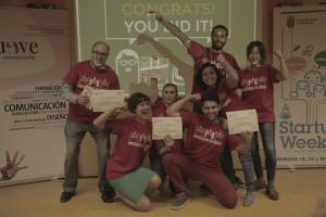 A Saco Paco ha sido la idea ganadora de la sexta edición de Startup Weekend