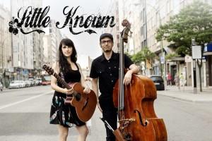Little Known actúa mañana viernes en el Foro Solidario dentro del programa 'Músicos con Valor'
