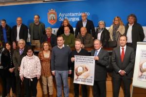 El Banco de Alimentos de Burgos prepara para los días 25 y 26 de noviembre su gran Recogida de Alimentos