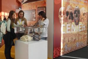 El CENIEH participa en la Bienal de Restauración y Gestión del Patrimonio de Castilla y León