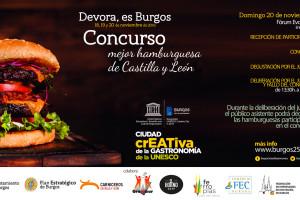 """El Gremio Regional de Carniceros de Castilla y León organiza la cuarta edición del concurso regional """"mejor hamburguesa»"""