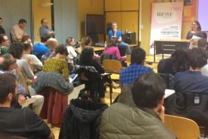 Startup Weekend Burgos trabaja durante todo el fin de semana en 6 novedosas ideas de las 12 presentadas este viernes