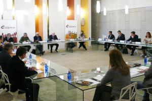 Se reúne el Patronato de la Fundación Atapuerca para dar a conocer las actividades del año 2017