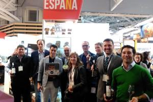 Burgos Alimenta valora con satisfacción su paso por el Salón Sirha de Lyon en Francia
