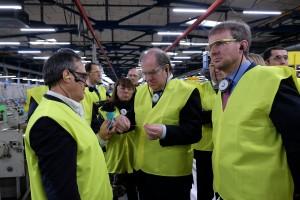 Presidente Herrera defiende el aprovechamiento de los recursos energéticos autóctonos para crear valor añadido y empleo en Castilla y León