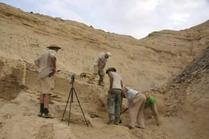 Nueva campaña de excavaciones en la cuenca de EngelEla-Ramud, en Eritrea