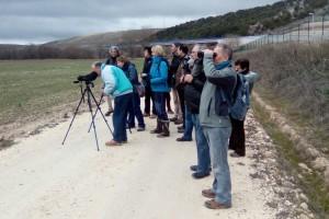 La Fundación Caja de Burgos ha organizado a través de su Aula de Medio Ambiente un taller de observación