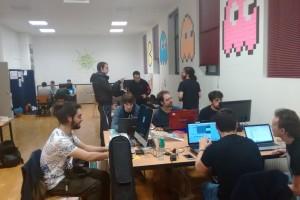 Cinco juegos son desarrollados durante la Global Game Jam en Burgos