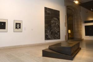 """La Fundación Caja de Burgos y la Obra Social """"la Caixa"""" presentan la muestra 'Arte en Palacio. 30 años de exposiciones en la Casa del Cordón'"""