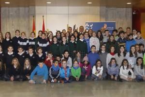 Cooperativas escolares de Planea Emprendedores registran sus estatutos en la Junta de Castilla y León