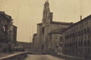 Vídeo de las inundaciones de Burgos el 5 de junio del año 1930