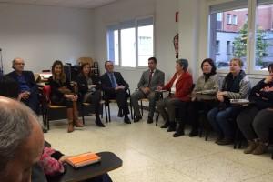 Una veintena de personas preparan su salida al mercado laboral en la II Lanzadera de Empleo de Miranda de Ebro