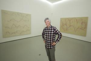 El CAB acoge hasta el 28 de mayo las obras de los artistas Antonio Sanz de la Fuente y Alejandro Corujeira