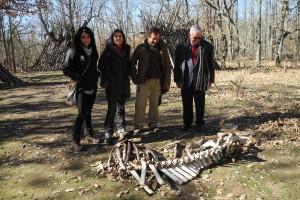 El CENIEH y Paleolítico Vivo colaborarán en estudios de Tafonomía, Traceología y Paleontología
