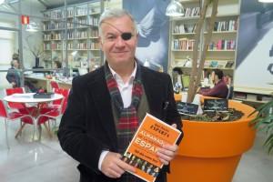 El escritor y periodista José Javier Esparza repasará mañana en el MEH los hitos de la Historia de España