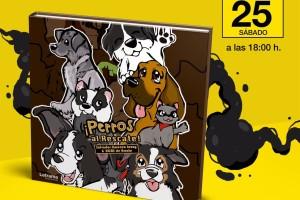 Este sábado en Cultural Caja de Burgos se presenta el libro Perros al Rescate