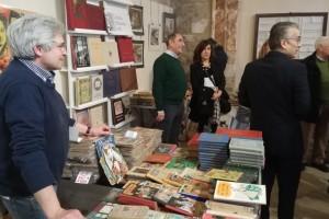 Gran afluencia de público en la XV Edición del Salón del Libro Antiguo Ciudad de Burgos
