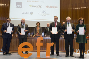 """RGA, los seguros de  Cajaviva Caja Rural, certificada """"Empresa Familiarmente Responsable"""""""