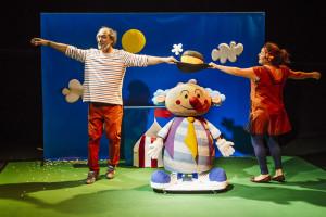El MEH acoge el sábado la obra de teatro para bebés 'Pompón' de la compañía 'La Sonrisa'