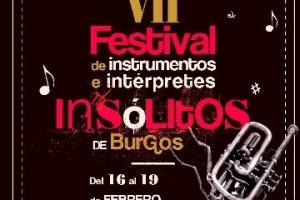 Mañana jueves arranca la séptima edición del Festival de intérpretes e instrumentos insólitos de Burgos