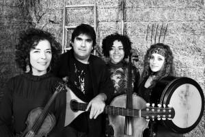 El cuarteto 'Cira Qu' llevará este viernes al MEH su personal interpretación del folclore castellano