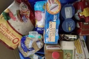 Los Bancos de Alimentos distribuirán más de 17 millones de kilos de alimentos en las próximas semanas