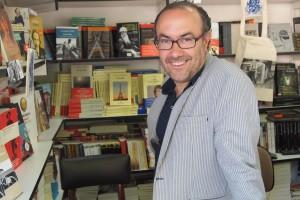 Jesús Marchamalo y Oscar Esquivias conversarán mañana en el MEH sobre bibliotecas personales de escritores famosos