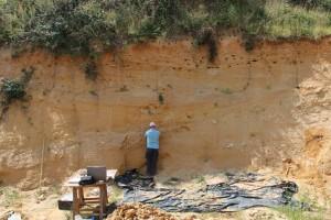 El yacimiento de La Noira evidencia la cultura achelense más antigua del Noroeste de Europa