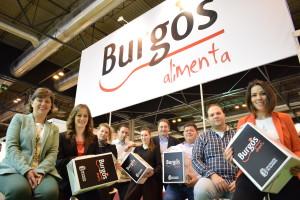 Una docena de empresas debuta en el Salón Gourmets bajo el paraguas de Burgos Alimenta