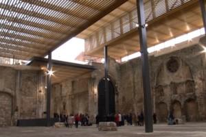 El Ayuntamiento recibe el premio Internacional Europa Nostra 2017 por la rehabilitación del Monasterio de San Juan