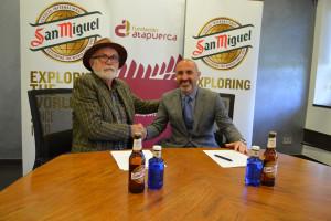 Mahou San Miguel renueva su apoyo a la Fundación Atapuerca