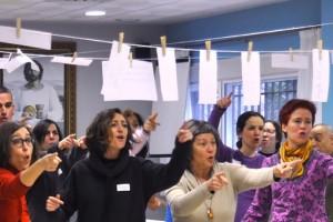 El MEH acoge el domingo una obra de teatro interpretada por los asistentes al taller de la dramaturga Lucía Miranda