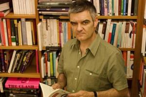 Javier Sáez de Ibarra leerá algún fragmento de su libro Fantasía lumpen y nos hablará de su escritura, de sus cuentos y de literatura