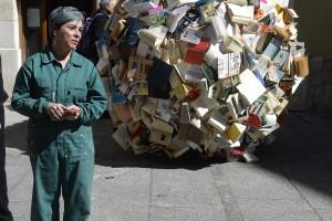 Inbreeding, de Alicia Martín descubre un particular universo literario en Burgos con motivo de Librarte 2017