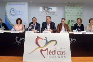 El Colegio Oficial de Médicos de Burgos se compromete con la discapacidad y la depresión en el Día Mundial de la Salud