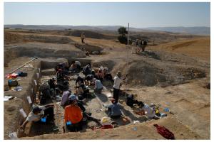 Un estudio relaciona cambio climático y actividad humana en el yacimiento argelino de El Kherba hace 1,7 millones de años