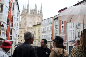 El MEH estrena mañana el ciclo Paseos de cine' para descubrir las huellas históricas y la transformación de Burgos