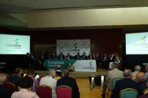 Cajaviva Caja Rural refuerza sus cifras, mejora su posición e incrementa su cuota de mercado