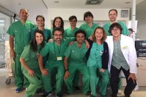 La UCI pediátrica del Hospital Universitario de Burgos cumple diez años