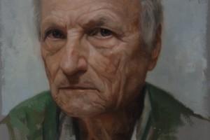 El pintor y escultor Antonio López hablará mañana en el Museo de la Evolución Humana sobre la evolución de la pintura
