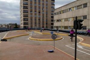 Casi dos mil alumnos de primaria realizarán prácticas de conducción vial en el parque infantil de tráfico