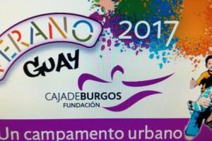 La Fundación Caja de Burgos mantiene abierto el plazo de inscripción para las colonias urbanas