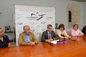 La Fundación Caja de Burgos destina 90.000 euros a ayudas a familias con necesidades urgentes