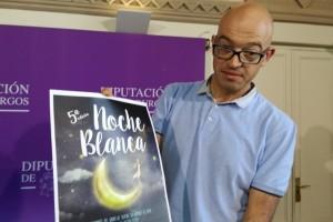 Belorado acoge este fin de semana la V edición de la Noche Blanca