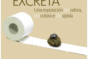 Se presenta la exposición Excreta, que es (In)olora, (in)colora e (in)sípida