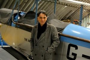 El MEH acogerá mañana una charla sobre la historia de la aviación en la presentación de 'A cielo abierto', Premio Biblioteca Breve 2017
