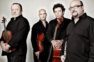 El MEH acoge mañana un concierto del cuarteto Corda-Vent Ensemble, nacido en el seno de la Orquesta Sinfónica de Castilla y León