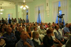 La provincia de Burgos, se presenta ante 300 cicloturistas, agentes de viaje y hosteleros en Santander