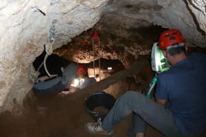 I Campaña de Excavaciones del CENIEH en la Cueva de los Torrejones