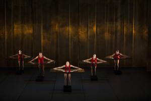 La Fundación Caja de Burgos presenta el espectáculo infantil de danza 'Vuelos' el sábado 21 de octubre en el Fórum